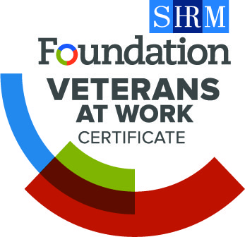 SHRM Veterans at Work Certificate