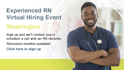 Pacmed Washington RN Virtual Hiring Event