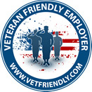 veteran friendly logo
