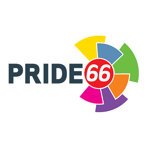 Pride 66 logo