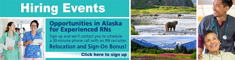 Alaska Hiring Event