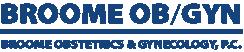 Broome OB/GYN logo