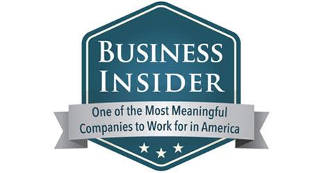 Business Insider award