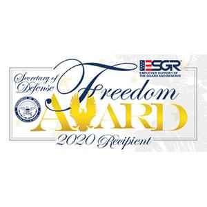 Secretary of Defense Freedom Award
