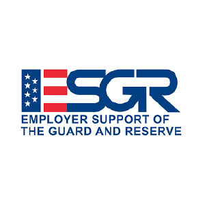 Employer Support of the Guard and Reserve logo