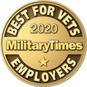 MilitaryTimes Best For Vets Employers 2020
