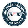 2016 Top 100 Military Employer