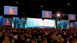SHRM Annual conference - wide shot