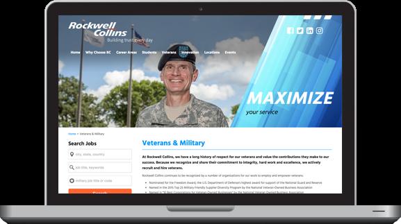 Rockwell Collins Veterans Desktop Version