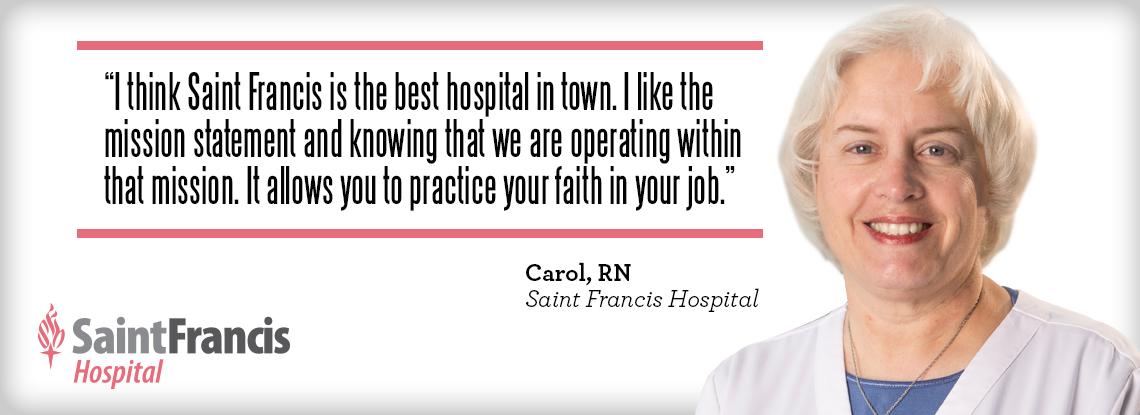 Saint Francis Jobs