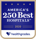 Healthgrades America's 250 Best Hospitals
