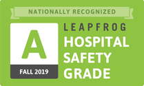 Leapfrog Hospital A Safety Grade