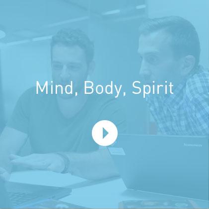 Video: Mind, Body, Spirit