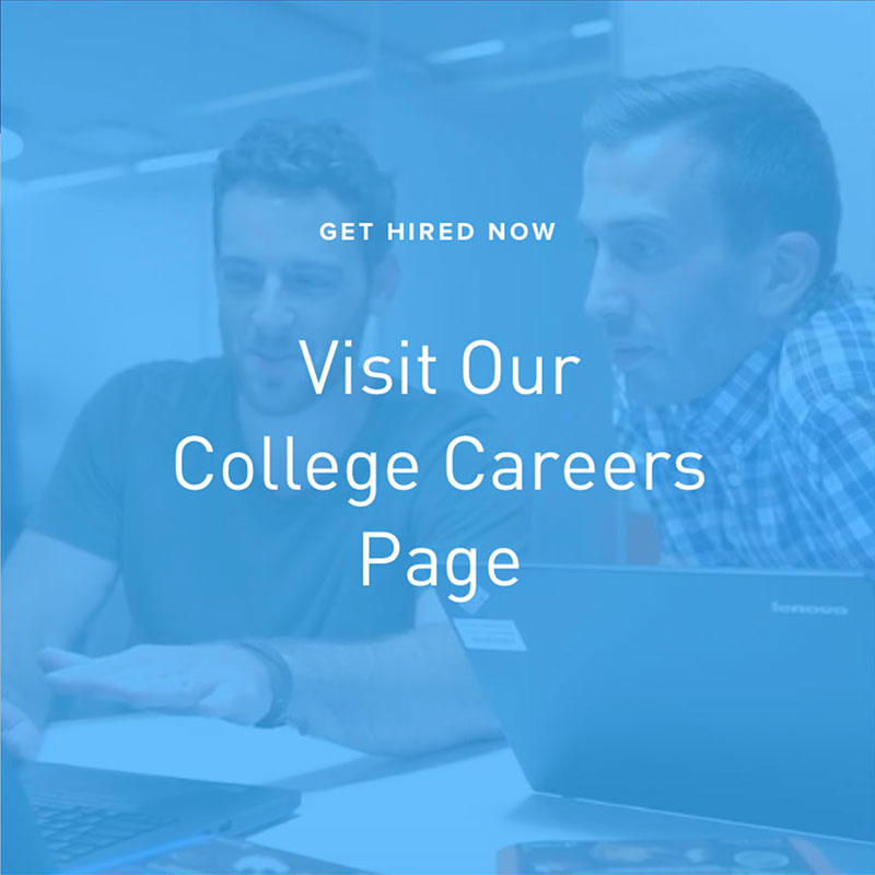 Visit Our College Careers Page