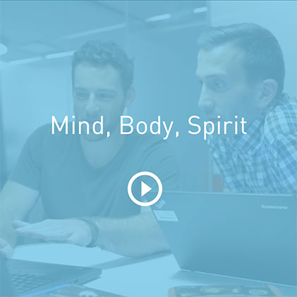 Video: Mind, Body, Spirit