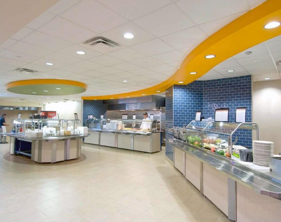 Unilever Cafeteria