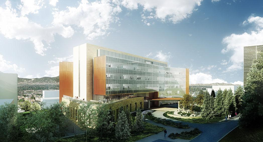 Exterior-Craig H Neilson Rehab Hospital Southeast