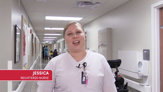 Jessica - Inpatient Medical Rehabilitation