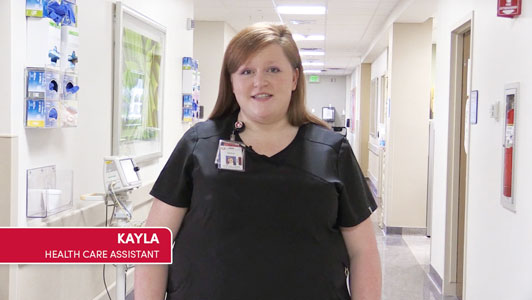 Kayla - Health Care Assistant