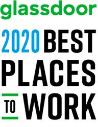 Glassdoor Best Places to Work 2020