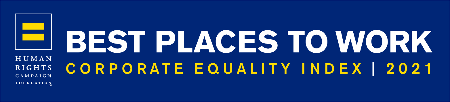 Best Places to Work: Corporate Equality Index 2021