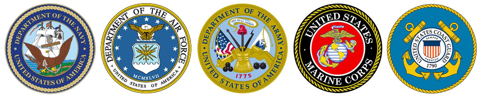 US Military Emblems