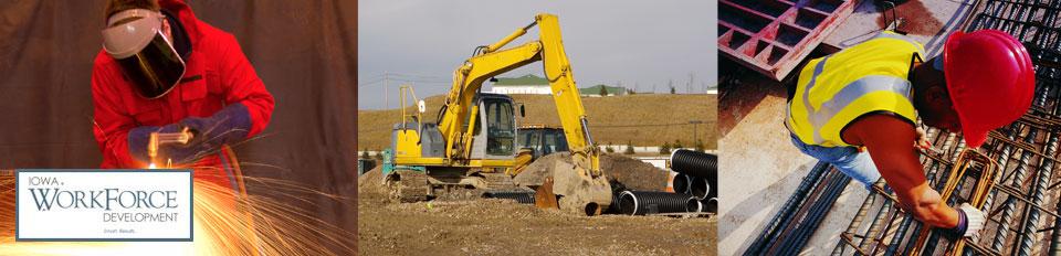 Work in Iowa Construction Jobs