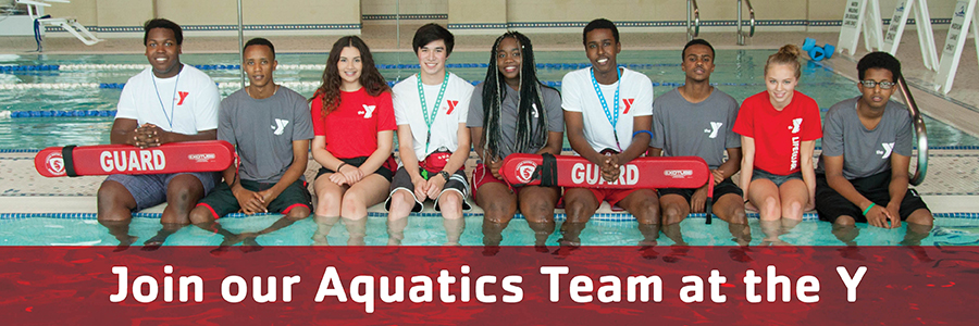Join Our Aquatics Team at the Y